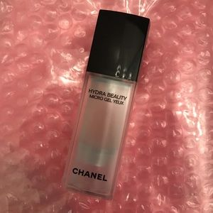 Used 3X Chanel Hydra Gel Eye Cream